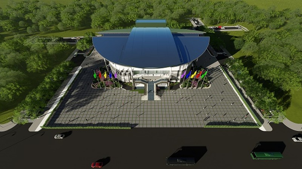 Tiếp tục lấy ý kiến xây dựng nhà hát hơn 200 tỉ đồng - ảnh 1