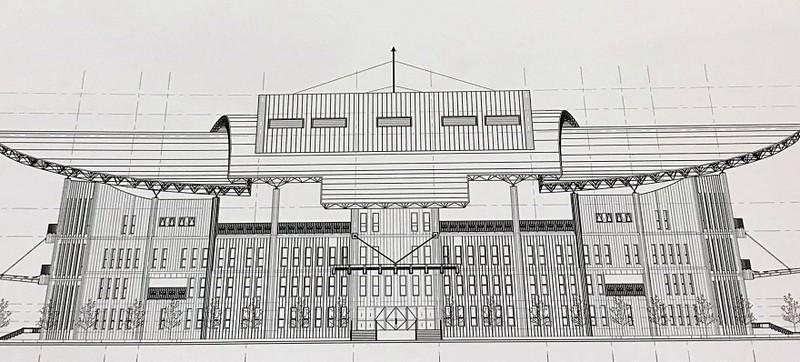 Tiếp tục lấy ý kiến xây dựng nhà hát hơn 200 tỉ đồng - ảnh 3