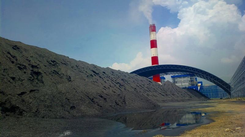 Tro, xỉ nhiệt điện Vĩnh Tân 2 có thể làm vật liệu xây dựng - ảnh 1