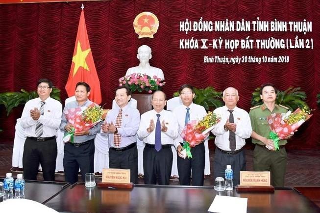 Thủ tướng phê chuẩn nhân sự phó chủ tịch UBND tỉnh Bình Thuận - ảnh 2