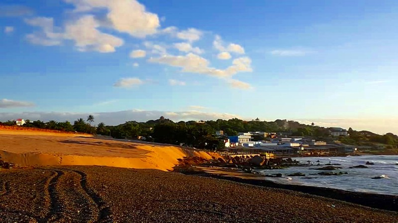 Bãi đá 7 màu bị lấp nằm trong hành lang bảo vệ bờ biển - ảnh 7