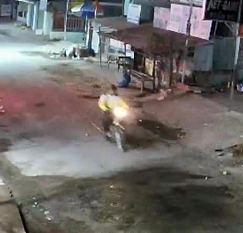 Tìm ra nhân chứng vụ giết người tại cây xăng ở Bình Thuận - ảnh 5