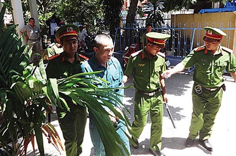 Cựu Trung úy bị khởi tố vì để 'đại bàng' đánh tử vong bạn tù - ảnh 2