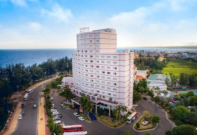 Một khách sạn ở Phan Thiết bị phạt 378 triệu vì gây ô nhiễm - ảnh 1