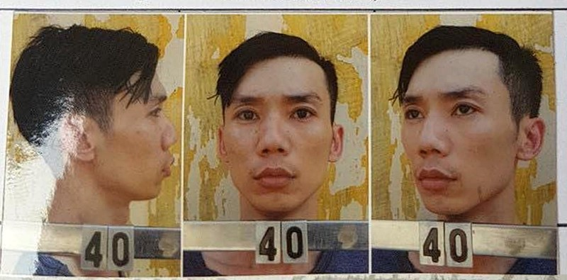 Huy 'nấm độc' vượt ngục cùng bạn tù ở Bình Thuận - ảnh 1