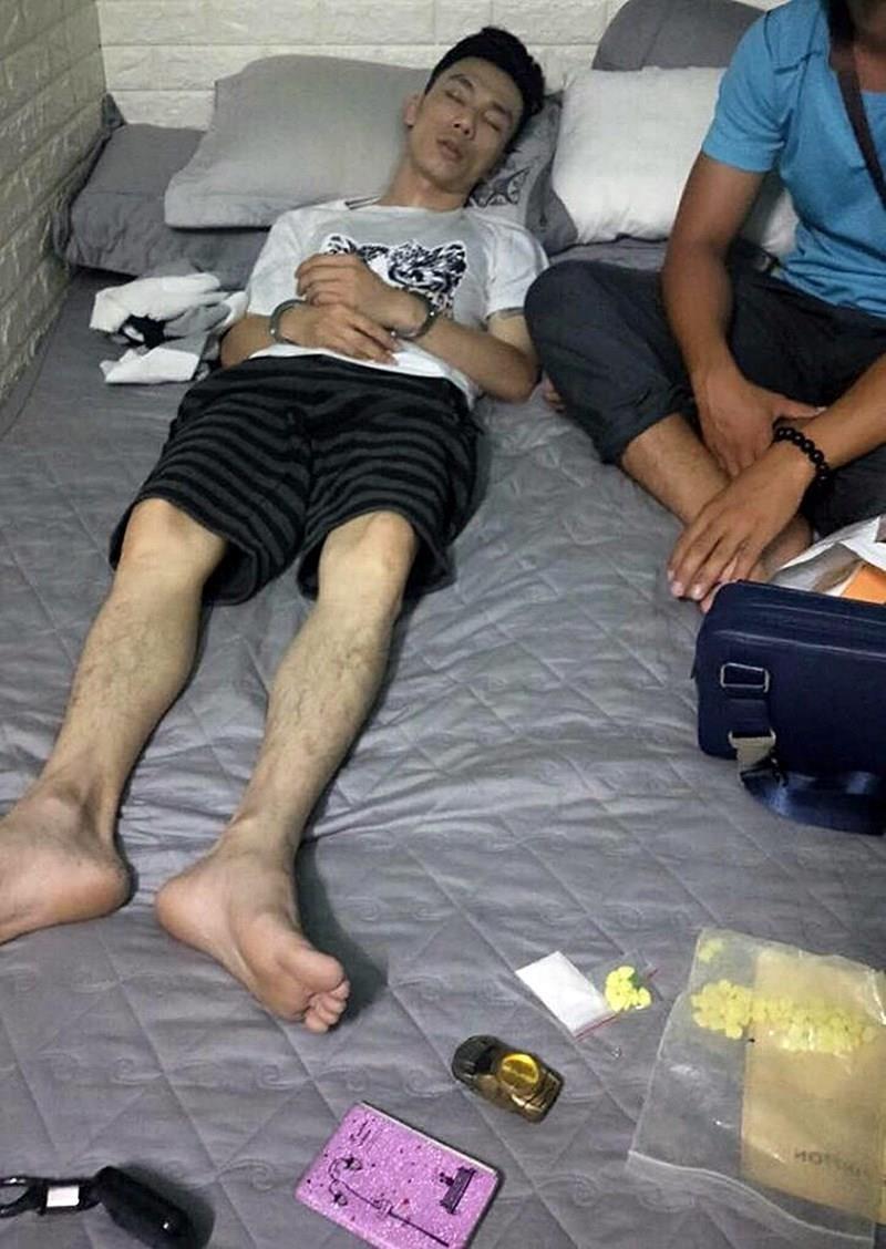 Huy 'nấm độc' vượt ngục cùng bạn tù ở Bình Thuận - ảnh 3
