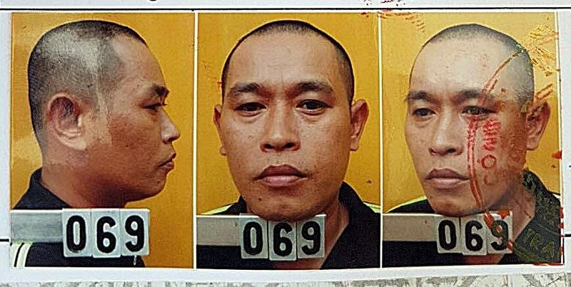 Huy 'nấm độc' vượt ngục cùng bạn tù ở Bình Thuận - ảnh 4