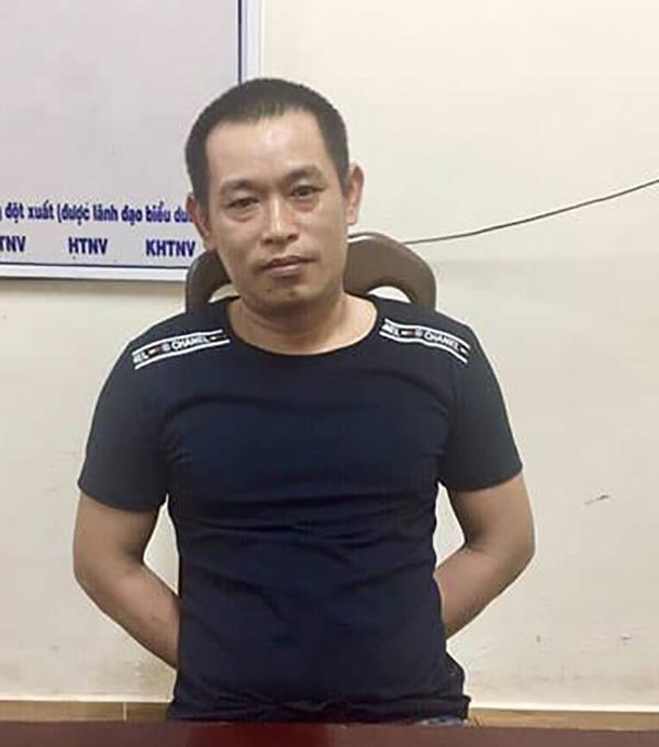 Nóng: Đã bắt được bị can vượt ngục Nguyễn Văn Nưng - ảnh 1