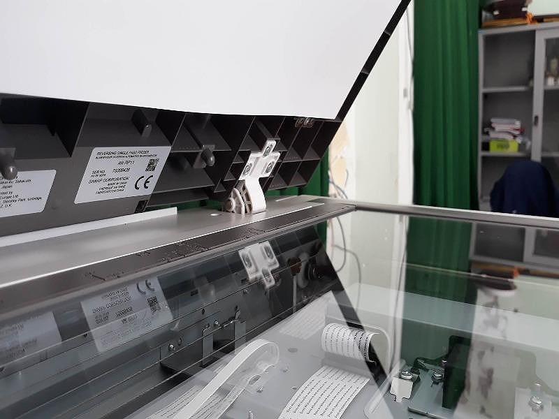Công an nêu sai phạm về gói thầu mua máy photo ở Ninh Thuận - ảnh 1