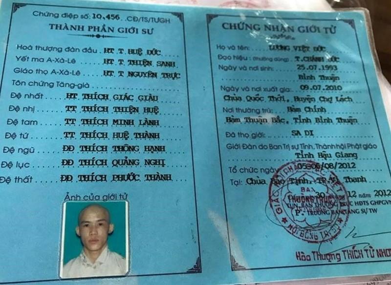 Khởi tố kẻ tu hành đánh đập bé trai 11 tuổi ở Bình Thuận - ảnh 3