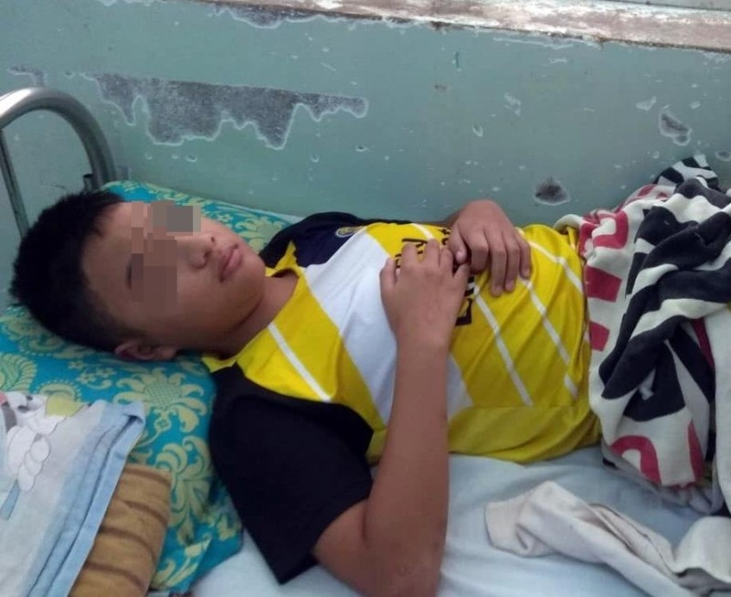 Khởi tố kẻ tu hành đánh đập bé trai 11 tuổi ở Bình Thuận - ảnh 2