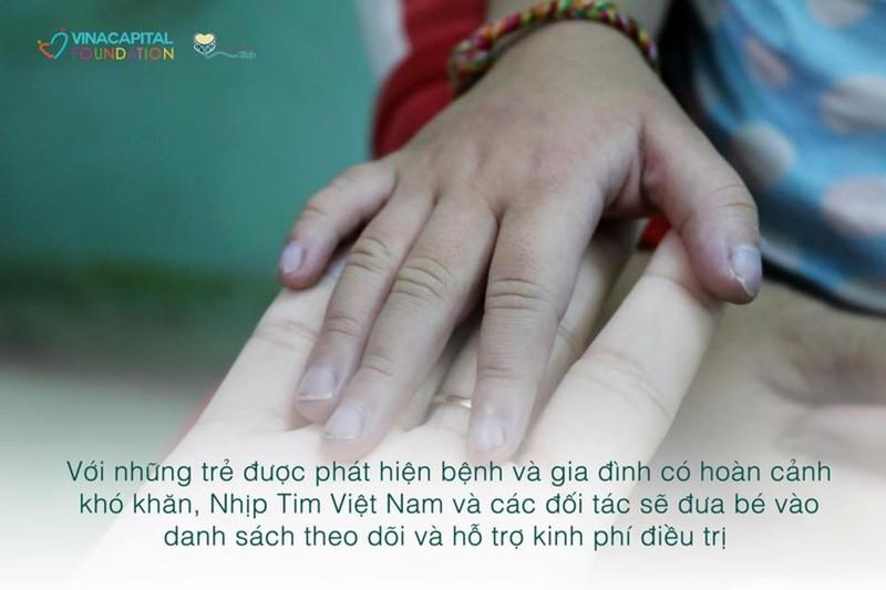 Khám sàng lọc tim bẩm sinh miễn phí cho trẻ em Bình Thuận - ảnh 2