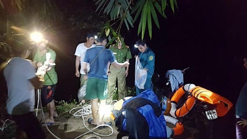 Nhóm phượt thủ vào Hồ Tiên 1 người chết, 1 người mất tích - ảnh 2