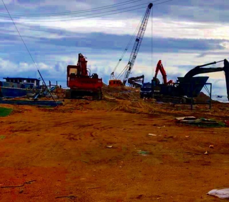 Dừng nạo vét cửa biển Phan Rí do có nhiều sai phạm - ảnh 2