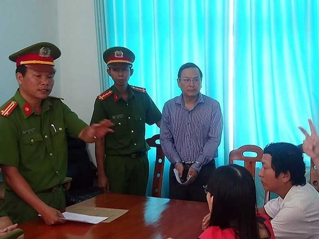 Giáng chức phó giám đốc Sở Tài nguyên tỉnh Bình Thuận - ảnh 3