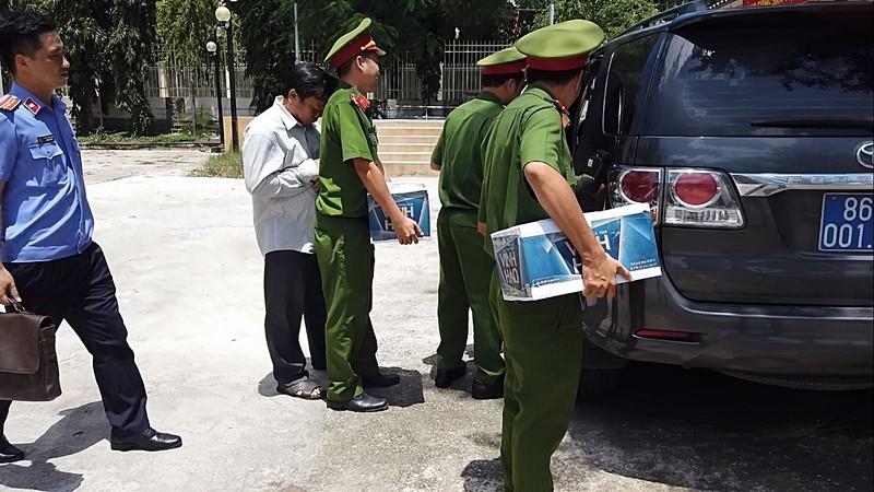 UBKT kết luận cụ thể sai phạm các lãnh đạo TP Phan Thiết - ảnh 2
