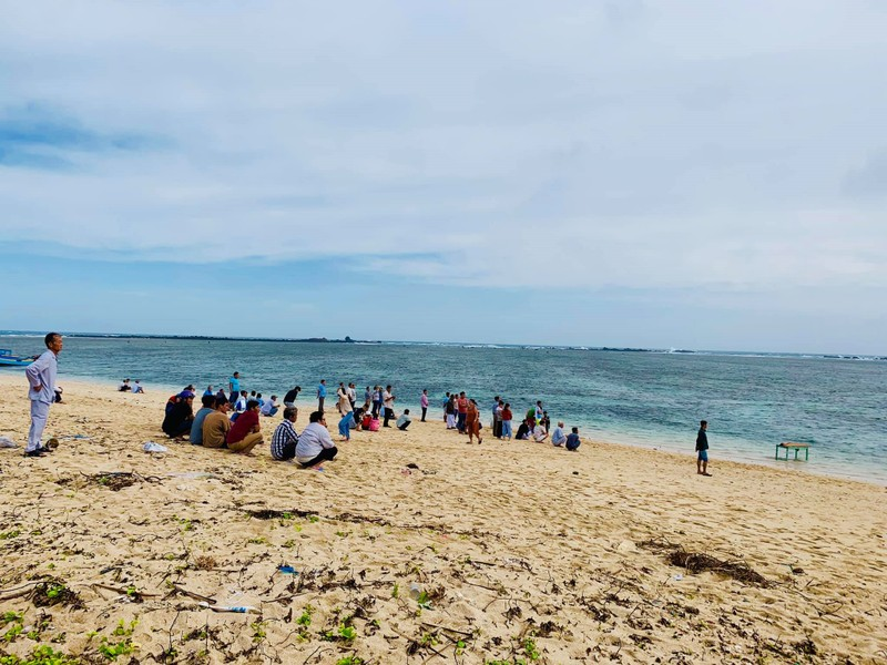 Dân tổ chức hò bá trạo để cá bà chuông về biển mà bất thành - ảnh 2