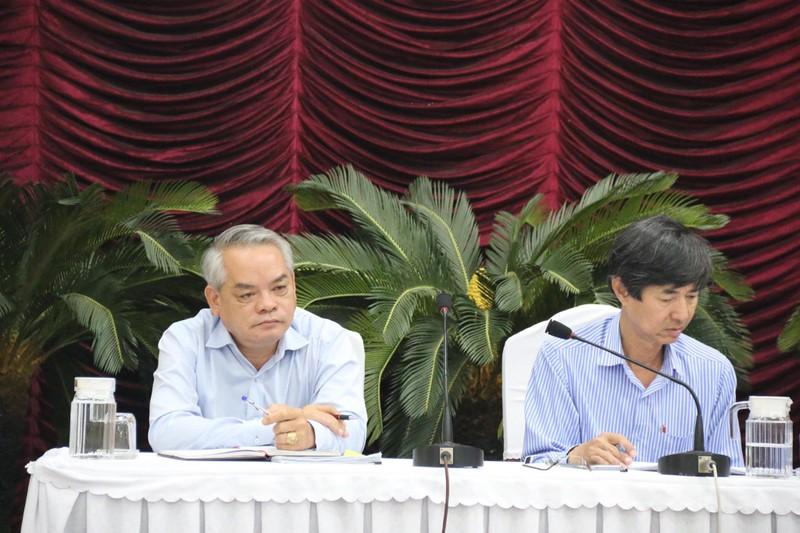 Chủ tịch tỉnh Bình Thuận yêu cầu 3 giám đốc sở xin lỗi dân - ảnh 1