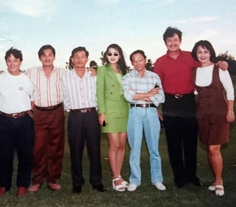 Show diễn có một không hai của Nguyễn Chánh Tín-Bích Trâm - ảnh 1