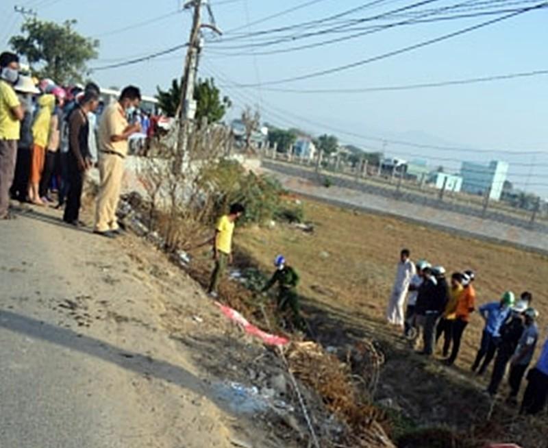 Bình Thuận: Đã tìm ra lái xe tông chết người rồi bỏ trốn  - ảnh 1