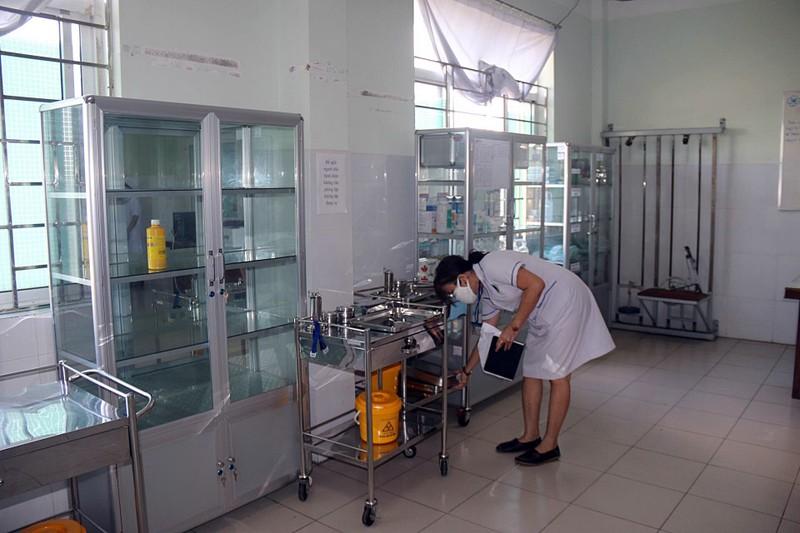 Bình Thuận có trung tâm điều trị COVID-19 với 100 giường  - ảnh 2