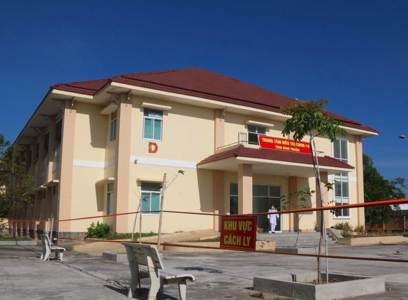 Bình Thuận: 434 mẫu âm tính COVID-19, theo dõi 47 trường hợp  - ảnh 2