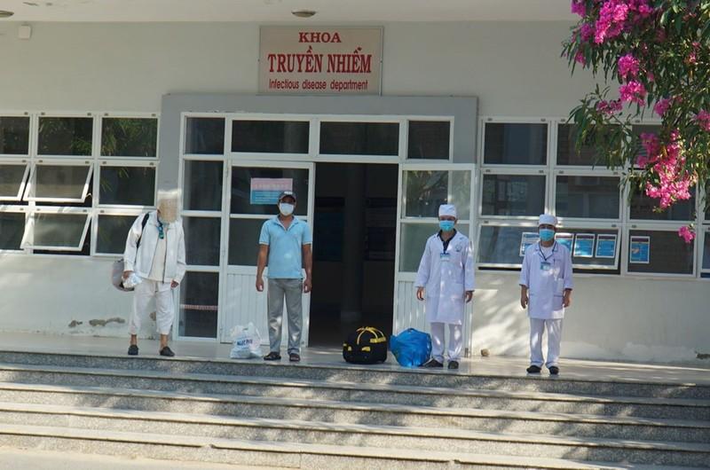 Ninh Thuận: 2 bệnh nhân COVID-19 được công bố khỏi bệnh - ảnh 1