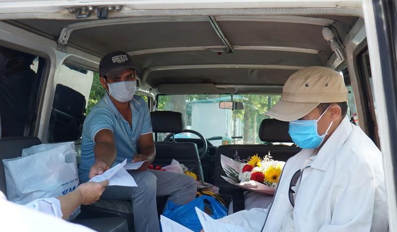 Ninh Thuận: 2 bệnh nhân COVID-19 được công bố khỏi bệnh - ảnh 3