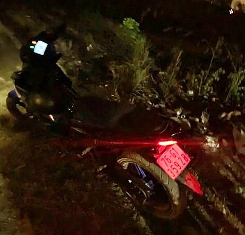 Kẻ dùng súng cướp ở TP.HCM bị bắt tại Bình Thuận - ảnh 2