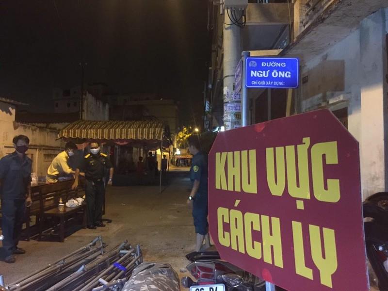 Gỡ bỏ cách ly cho 26 hộ gia đình ở thành phố Phan Thiết - ảnh 1