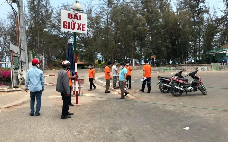 Bình Thuận: Nhắc nhở các cuộc nhậu vỉa hè tập trung đông người - ảnh 2