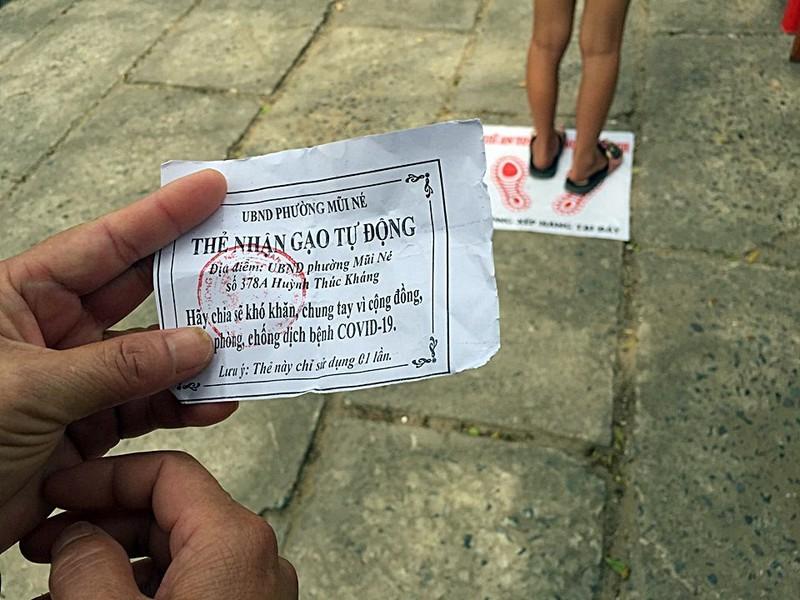 Thêm 1 ATM gạo nghĩa tình miễn phí ở Mũi Né - ảnh 2