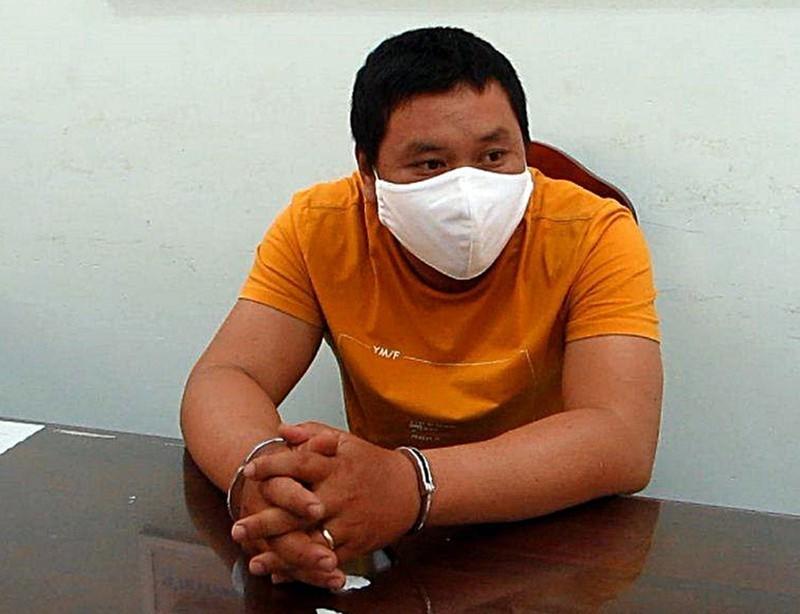 Giám định nạn nhân sống sót trong án mạng ở chùa Quảng Ân - ảnh 1