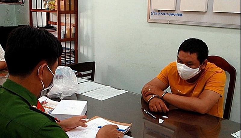 Giám định nạn nhân sống sót trong án mạng ở chùa Quảng Ân - ảnh 2