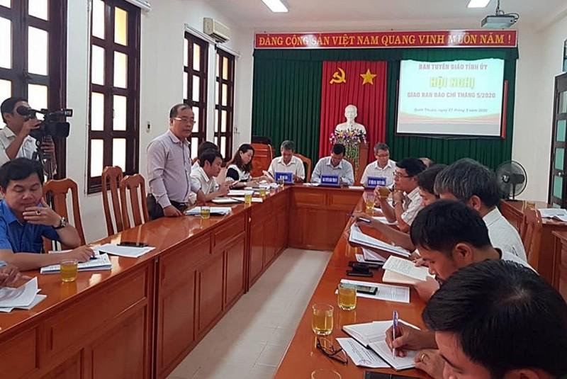 Xử phạt công trình 'khủng' xây dựng trái phép tại Vĩnh Tân - ảnh 2