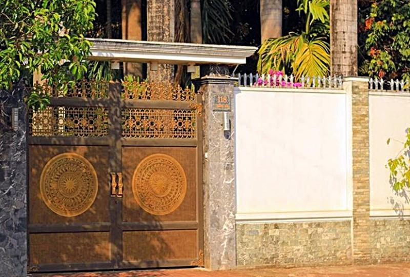 Rà soát đất đai, nhà cửa của một cựu đại tá quân đội  - ảnh 2