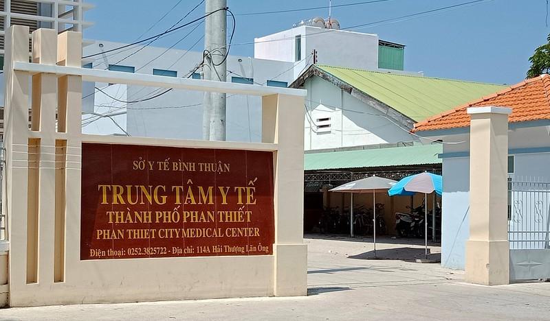 Nhiều lãnh đạo BV Phan Thiết liên quan đến vụ án tham ô - ảnh 1
