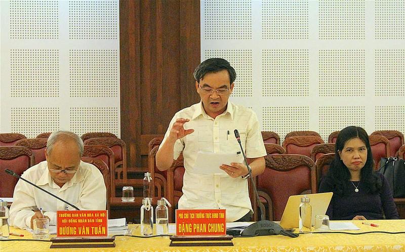 1 phó chủ tịch HĐND tỉnh có dấu hiệu can thiệp việc xét xử - ảnh 2