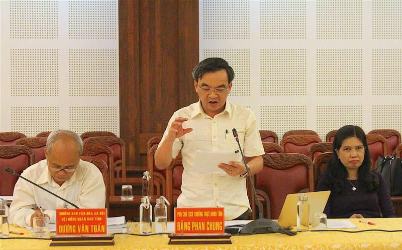 Phó chủ tịch HĐND tỉnh can thiệp cả hoạt động kiểm sát - ảnh 1