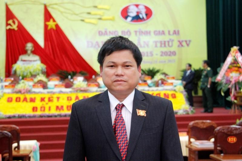 Đề nghị kỷ luật Trưởng Ban tổ chức tỉnh ủy Gia Lai - ảnh 1