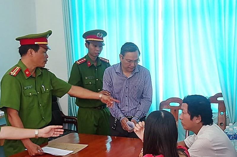 Không khởi tố Phó phòng Tài nguyên TP Phan Thiết - ảnh 1