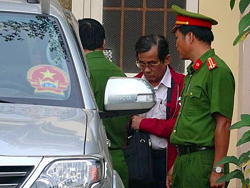 Cựu chủ tịch TP Phan Thiết đối diện mức án 7 năm tù - ảnh 1