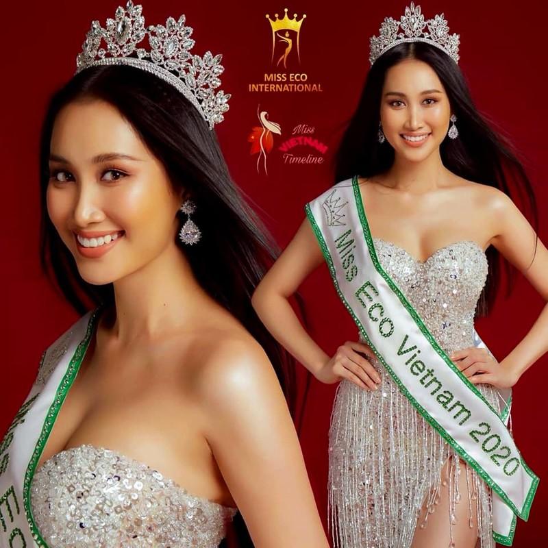 Cô gái trồng thanh long tham dự cuộc thi hoa hậu quốc tế - ảnh 1