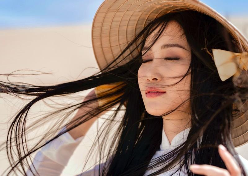 Cô gái trồng thanh long tham dự cuộc thi hoa hậu quốc tế - ảnh 7