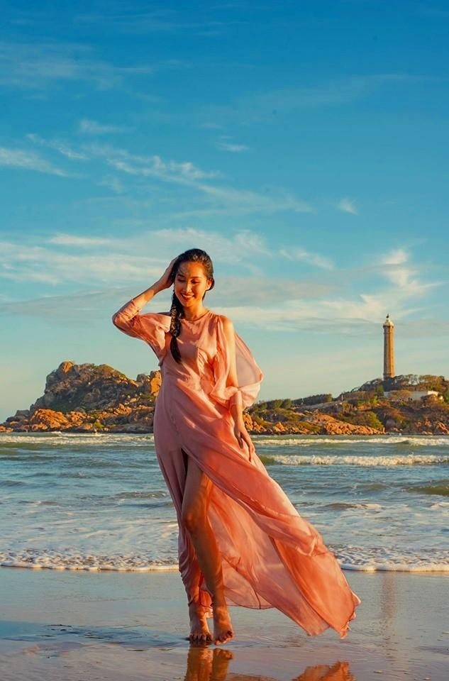 Cô gái trồng thanh long tham dự cuộc thi hoa hậu quốc tế - ảnh 18