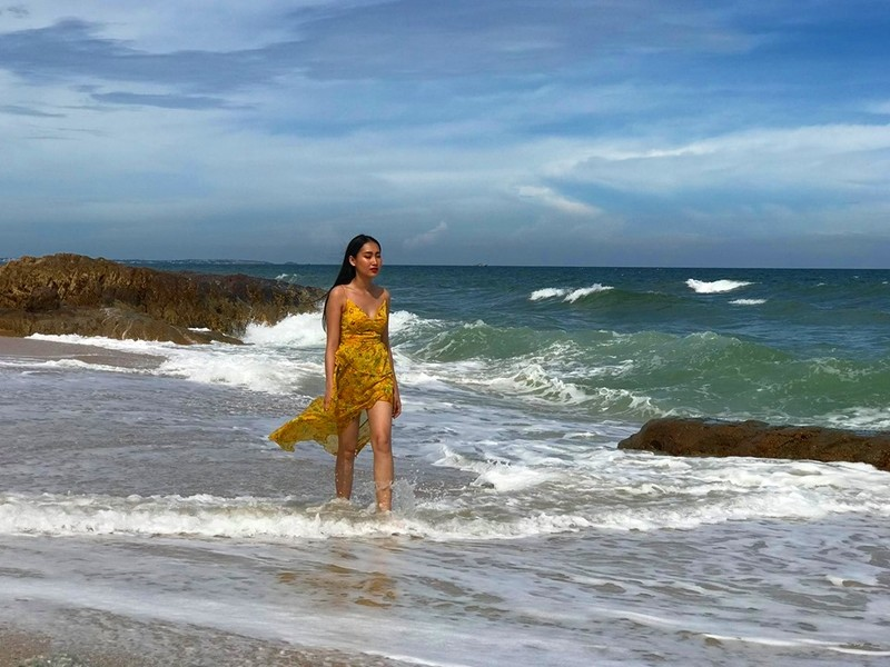 Cô gái trồng thanh long tham dự cuộc thi hoa hậu quốc tế - ảnh 16