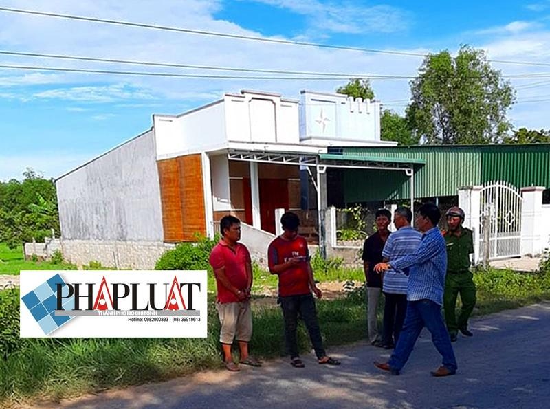Thuê giang hồ TP.HCM ra La Gi chém Chủ tịch Hội Nông dân  - ảnh 5