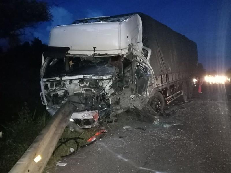 Bình Thuận: 8 người chết sau tai nạn giữa xe khách và ô tô tải - ảnh 7
