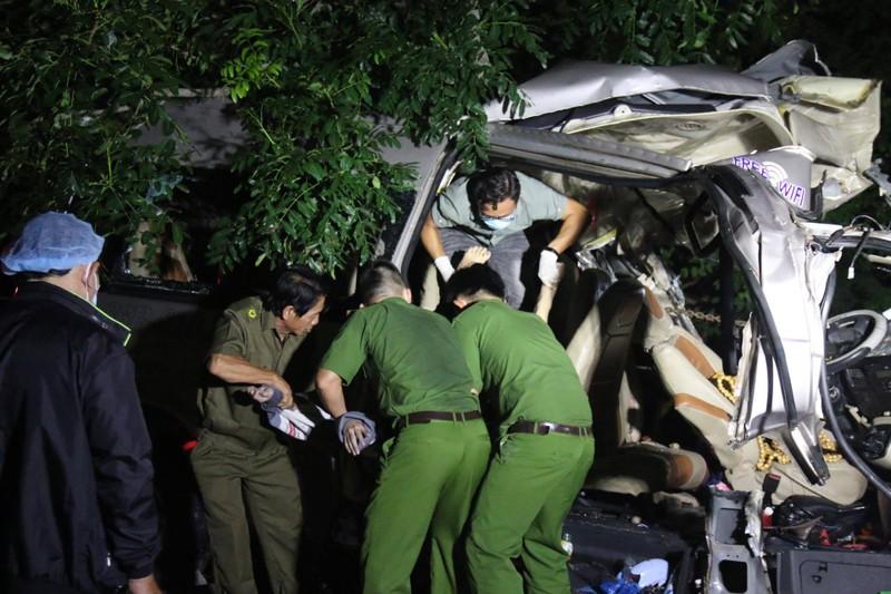 Bình Thuận: 8 người chết sau tai nạn giữa xe khách và ô tô tải - ảnh 3