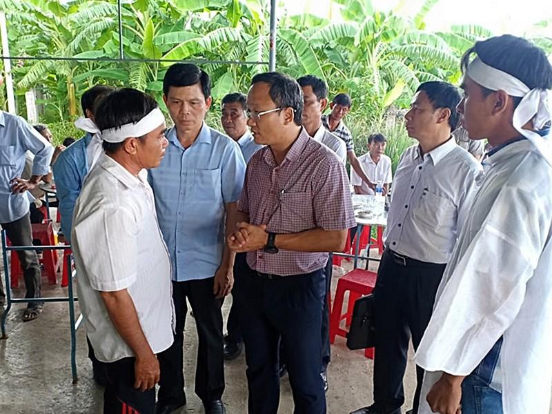 Vụ tai nạn 8 người chết ở Bình Thuận: Tang thương xóm nghèo! - ảnh 3